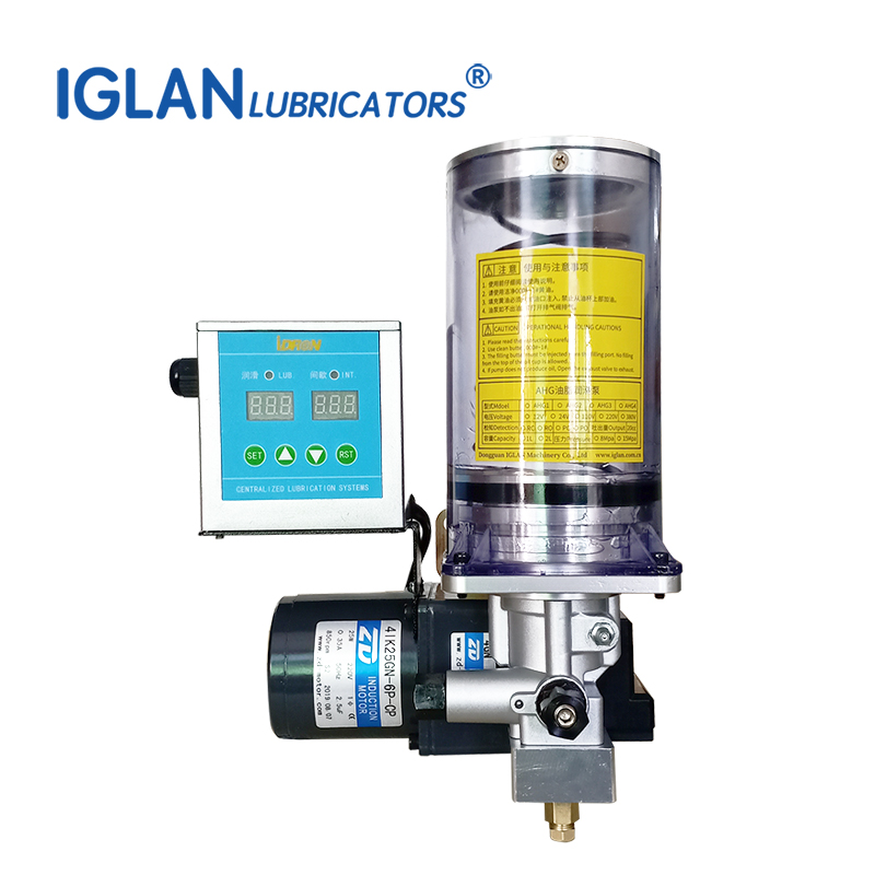 AHG1-油脂润滑泵