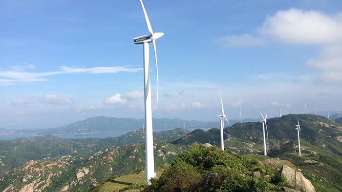 艾迪朗-风电泵