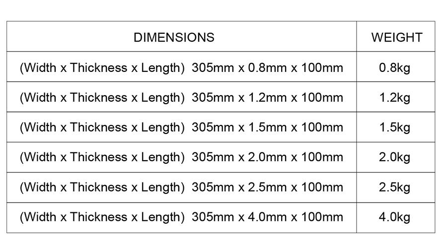 DIXON安装尺寸